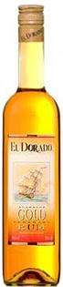 El Dorado Rum Golden 750ml